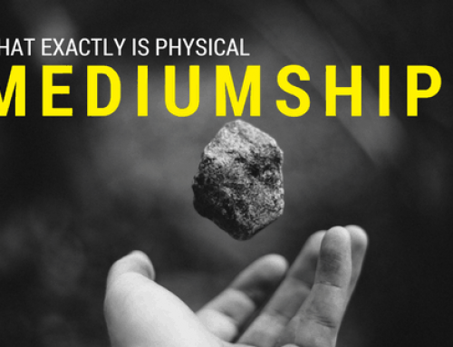 If You Read One Article About Physical Mediumship Read this One