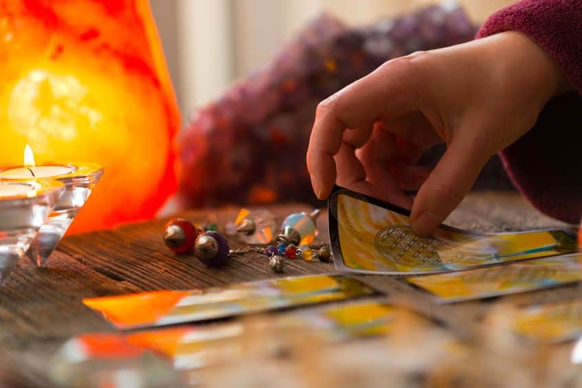 tarot reading in cape town