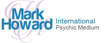 Mark Howard Psychic Medium Retina Logo