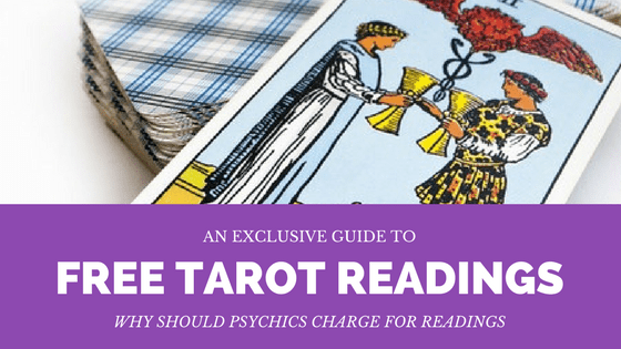 Why Psychics should give FREE tarot readings?