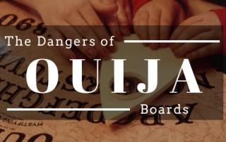 Using Ouija Board Dangers
