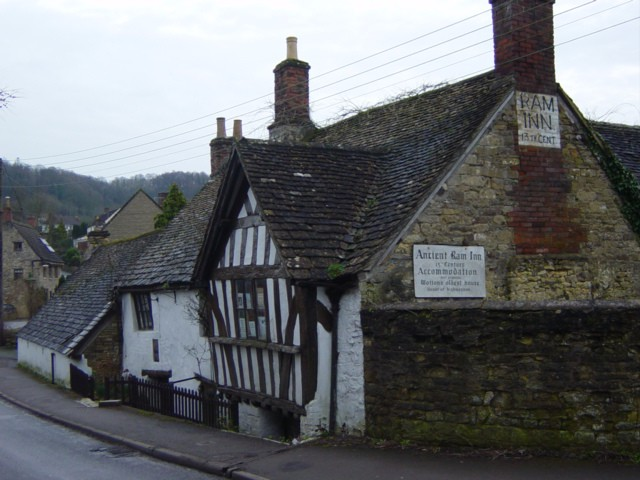 Ancient Ram Inn, Gloucestershire