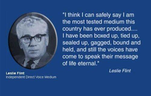 Direct Voice Mediumship