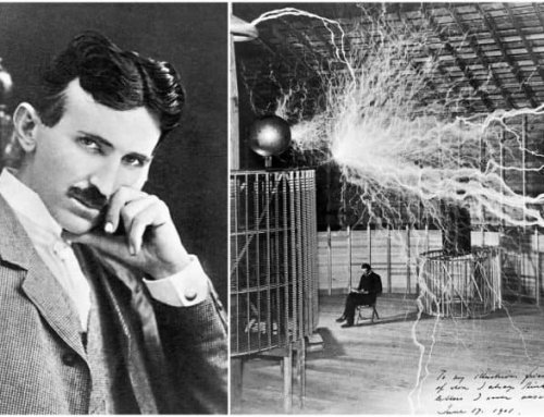 Tesla's Death Ray
