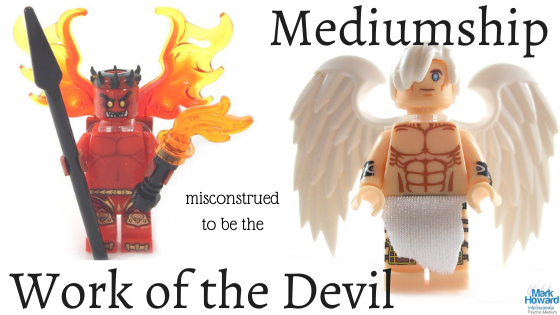 Mediumship is not the work of the devil